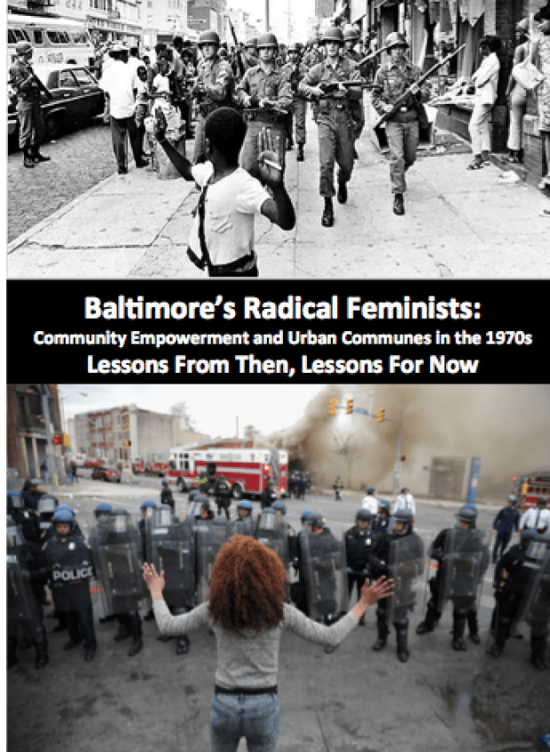 Baltimore's Radical Feminists